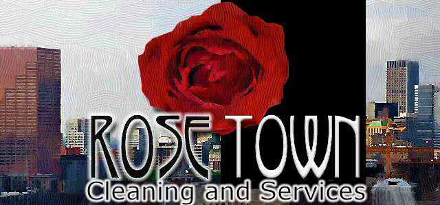 RoseTown Cleaning and Services - We leave your business smelling like a Rose!